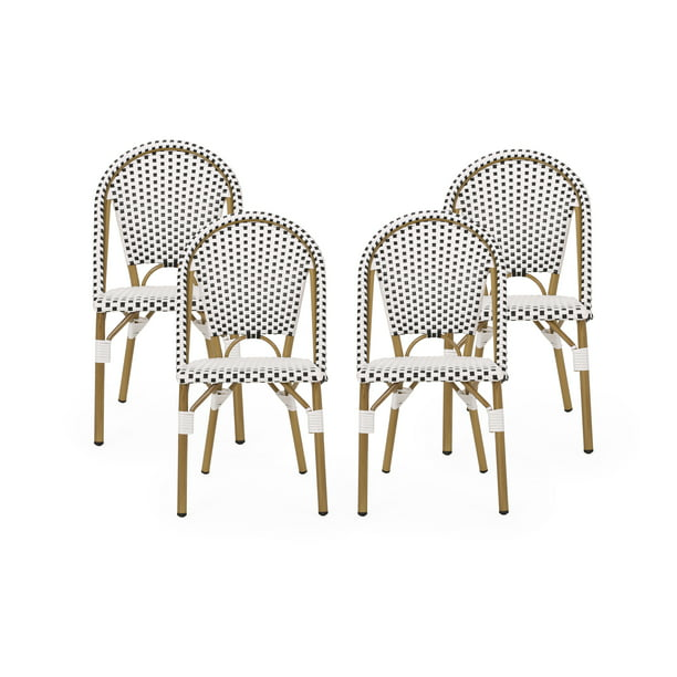 Ryder Outdoor French Bistro Chair Set, French Bistro Furniture Outdoor