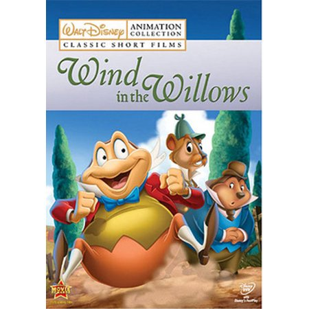 Disney Animation Collection 5: Wind in the Willows (Willow Collection)
