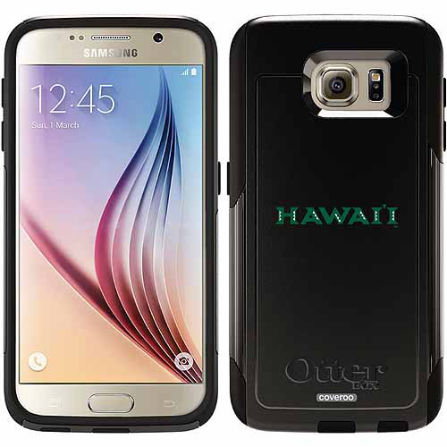 Hawaii H Banner Design on OtterBox Commuter Series Case for Samsung Galaxy S6