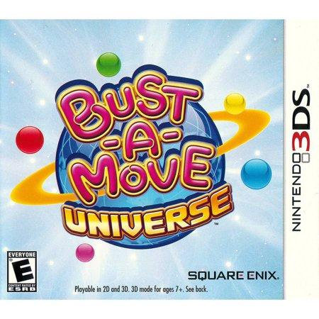 Bust-a-Move Universe (Nintendo 3DS)
