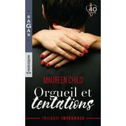 """Intégrale """"Orgueil et tentations"""" - eBook"""