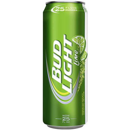 Bud Light Lime Beer, 25 fl oz can