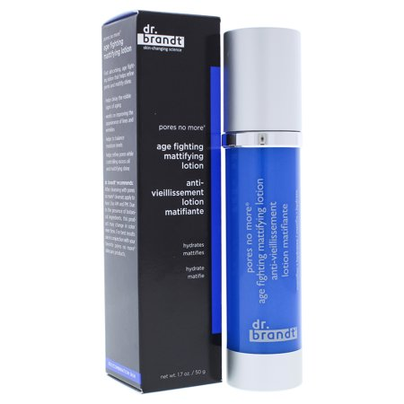 Dr Brandt Skin Care Pore Effect - Dr. Brandt Pores No More Anti-Aging Mattifying Lotion - Oily/Combination Skin - 1.7 oz