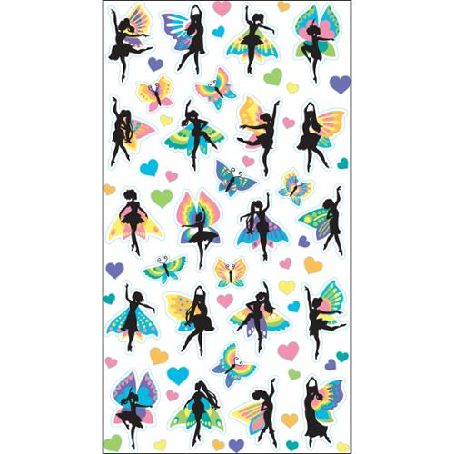 Sticko Stickers-Fairy Dancers