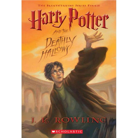 Harry Potter and the Deathly Hallows (Paperback) - Harry Potter Paper