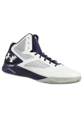 b56879dacb Product Image UNDER ARMOUR MEN S BASKETBALL SHOES TB CLUTCHFIT DRIVE 2 WHITE  NAVY GREY ...
