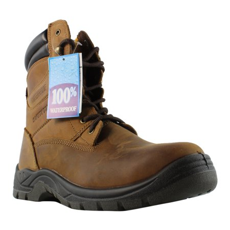 (ITASCA Womens  Brown Work and Safety Boots Size 11.5 New)