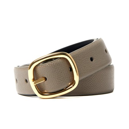 - Hana B Women's Reversible Stretch belt for Dress and Jeans, Waist and Hips belt