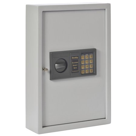 Buddy Products Electronic 48 Capacity Key Cabinet