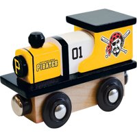 Masterpieces Pittsburgh Pirates Train