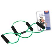 SPRI FCS-LBR Rubber Resistance Fitness Conditioning System-Light