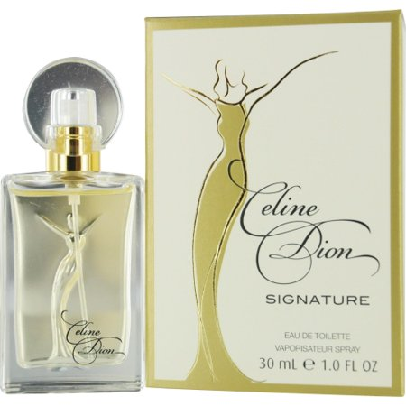 Celine Dion Signature Edt Spray 1 Oz By Celine Dion