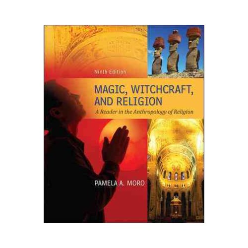 ANTHROPOLOGY MAGIC AND OF RELIGION WITCHCRAFT