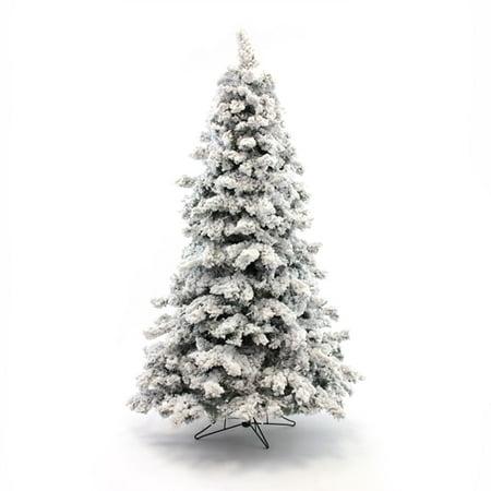 Ft Pre Lit Christmas Tree Alaskan Pine