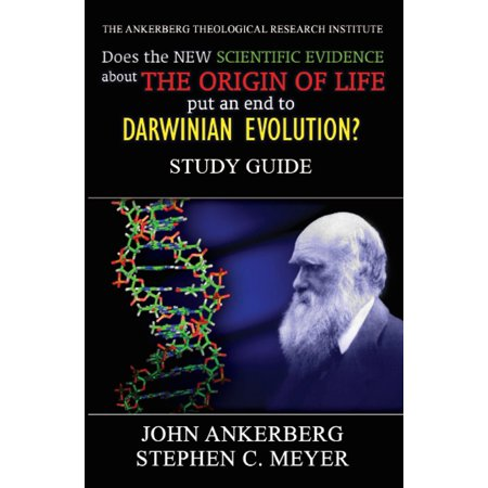 Does the New Scientific Evidence about the Origin of Life Put an End to Darwinian Evolution? - eBook](Origins About Halloween)