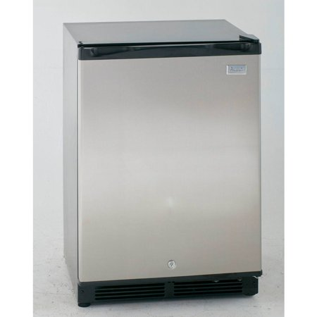 Avanti Nano - Avanti 5.2 Cu. Ft. All Refrigerator - Stainless Steel