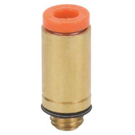 SMC KQ2S01-32A Hex Socket Head Male Adapter,1/8 in.