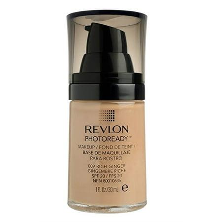 Revlon Photoready Airbrush Effect Make-up 004 Nude