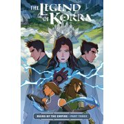 The Legend of Korra: Ruins of the Empire Part Three - eBook