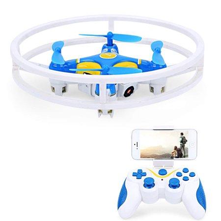 RC Quadcopter UFO Aircraft Mini Drone HD FPV WiFi Camera Live Video Altitude