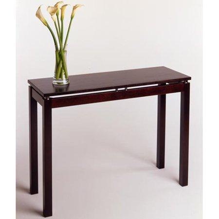 Malmo console table for Sofa table at walmart