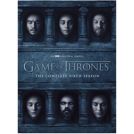 Game of Thrones: The Complete Sixth Season (DVD) - Home Improvement Season 6 Halloween
