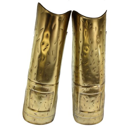 SPARTAN LEG ARMOR - Medieval Costume - KNIGHT GREAVES (Armored Knight Costume)
