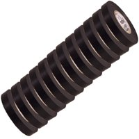 """Black Electrical Tape 7 mil 1/2"""" x 66 ft (12 Pack)"""