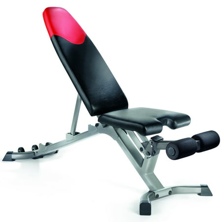 Bowflex 3.1 Adjustable Bench Adjusts to 4 (Best Rated Home Weight Bench)