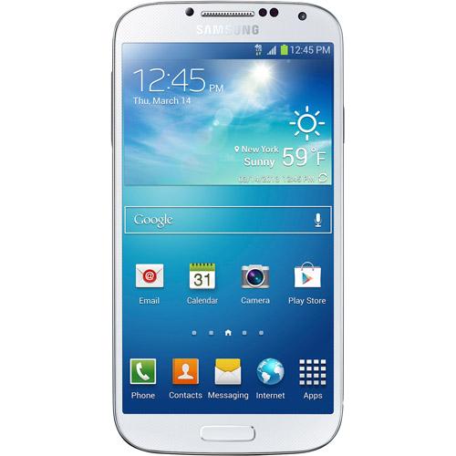 T-Mobile Samsung Galaxy S4 Prepaid Smartphone