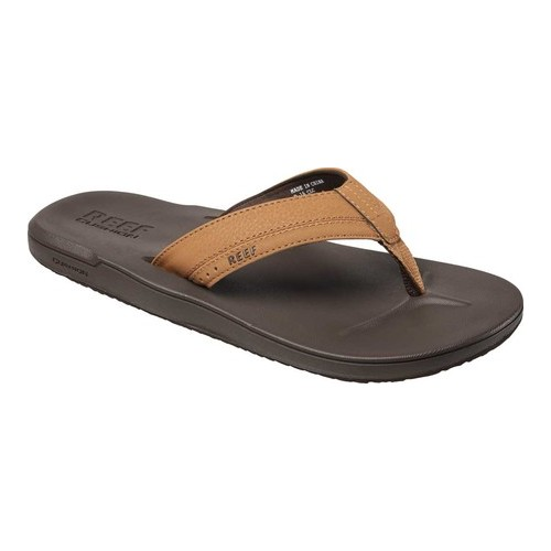 Contoured Cushion Slip-On Sandals