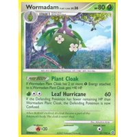Pokemon Secret Wonders Wormadam Plant Cloak #41