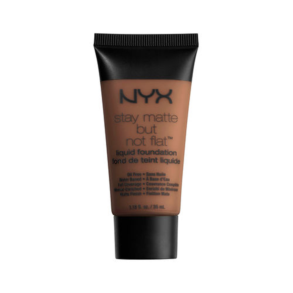 NYX Stay Matte But Not Flat Liquid Foundation - Cocoa - image 1 of 1