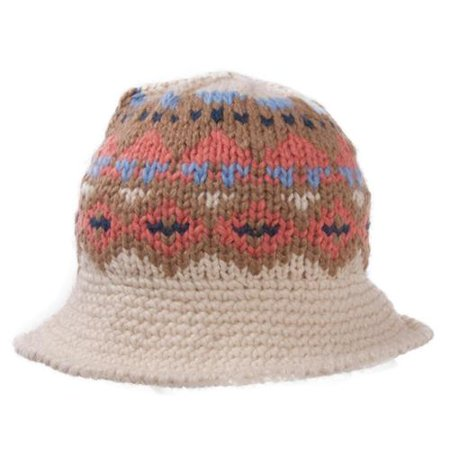 TopHeadwear Knitted Bucket Hat - Knit Bucket Hat