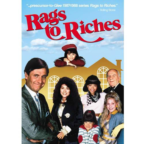 Rags To Riches: The Complete Series (Full Frame)