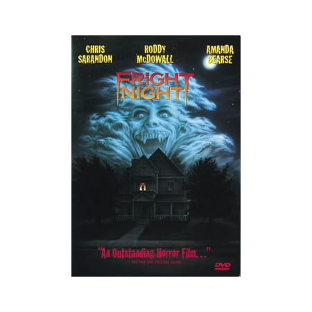 Fright Night (DVD)](Halloween Horror Nights 2017 Hours)
