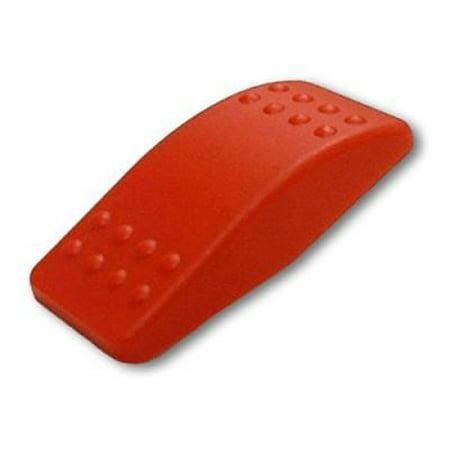 Contura Switch Actuator - 10PK Carling Technologies Contura II Switch Actuator, Plastic, Red, No Lens