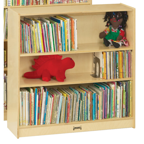 Jonti-Craft Bookcase -Natural