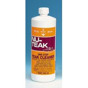 NU TEAK 1 STEP TEAK CLEANER QT