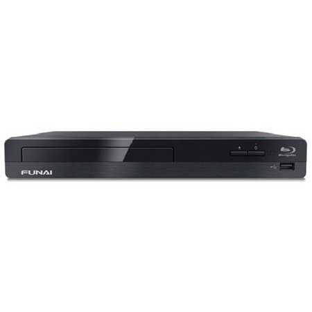 Funai Blu-ray Disc/DVD Player (RNB500FX4) Refurbished