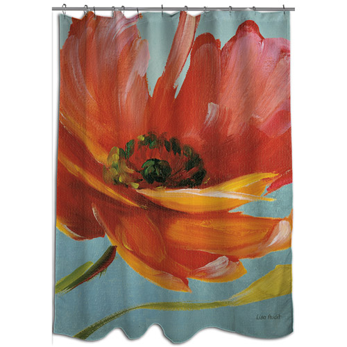 MOD Home Flamboyant 2 Shower Curtain