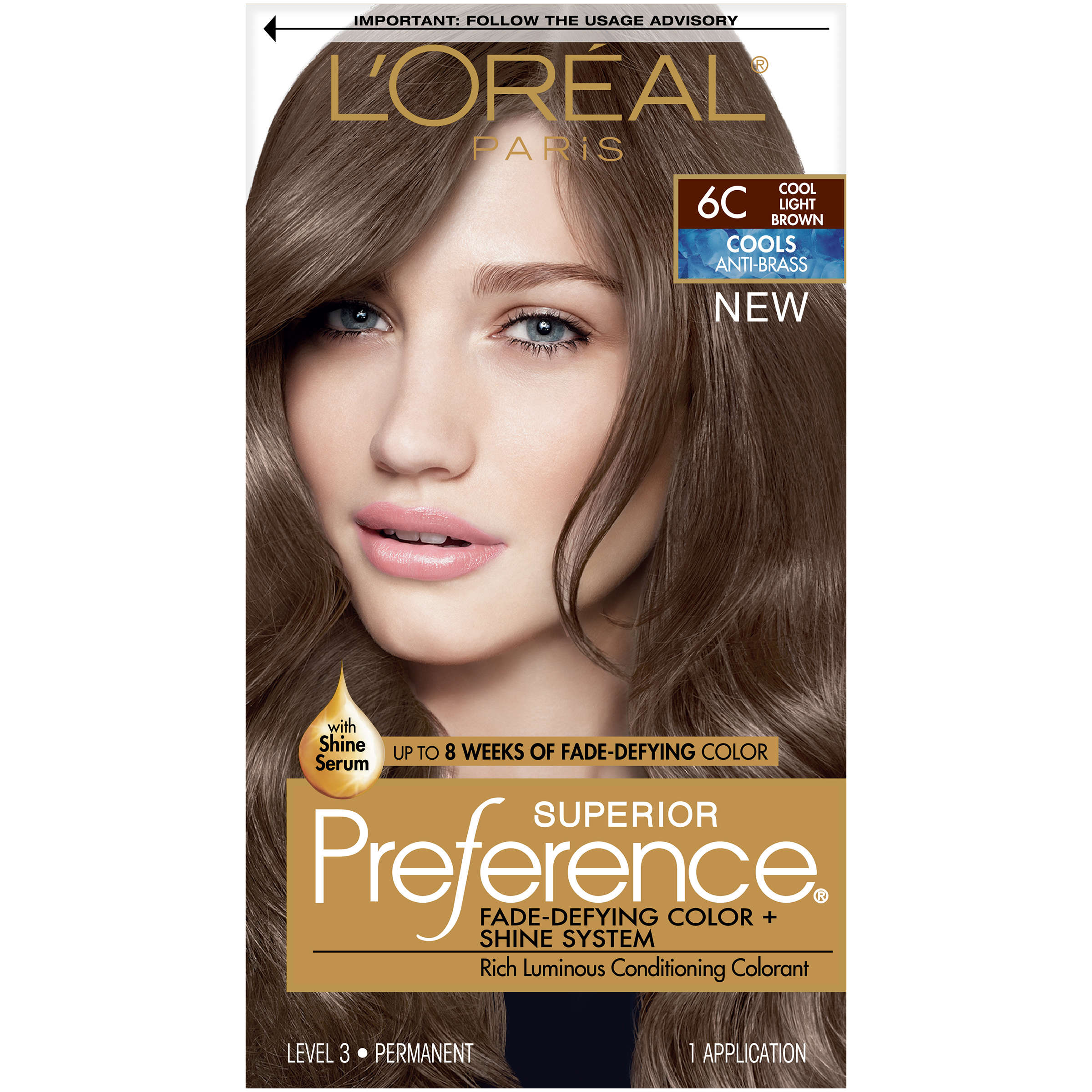 Loreal Preference Hair Color Iced Golden Brown Best Hair