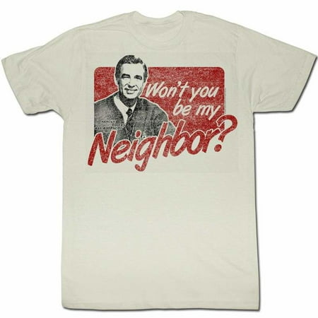 Won Halloween (Mister Rogers Icons Won'T You Adult Short Sleeve T)
