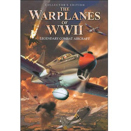- The Warplanes Of WWII: Legendary Combat Aircraft (Tin Case) (Full Frame)