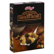 Kellogg's Rocky Mountain Chocolate Factory Almond Cereal, 11.5oz