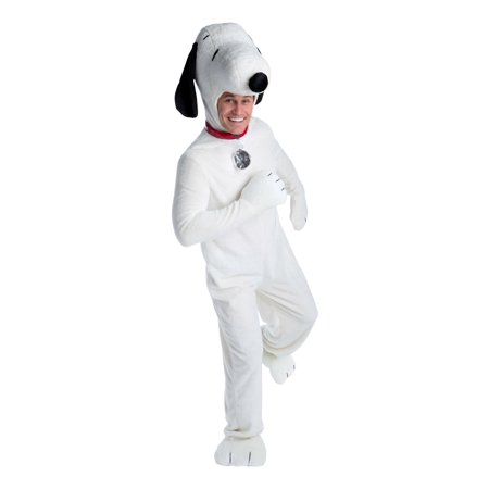 Snoopy Deluxe Adult Costume - International Themed Costumes