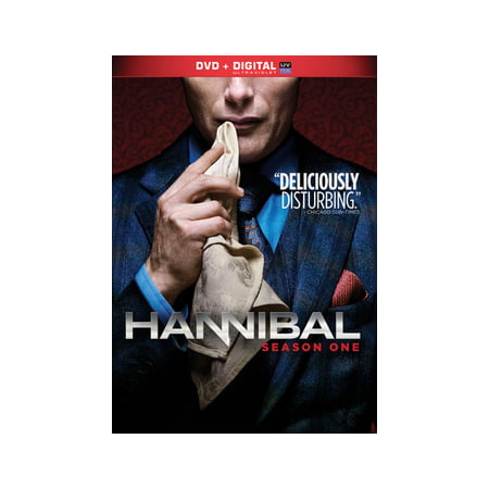Hannibal: The Complete First Season (DVD) (Hannibal Best Show On Tv)