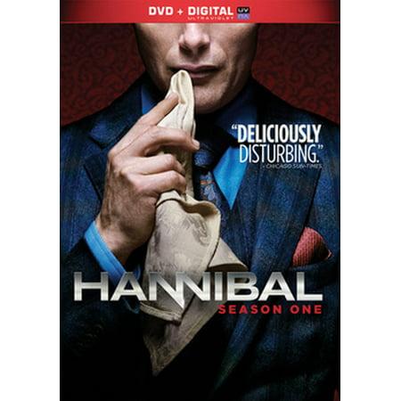 Hannibal: The Complete First Season (DVD) - Hannibal Halloween