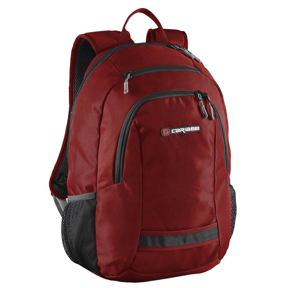 "Nile 15.4"" Laptop Day Pack Red"