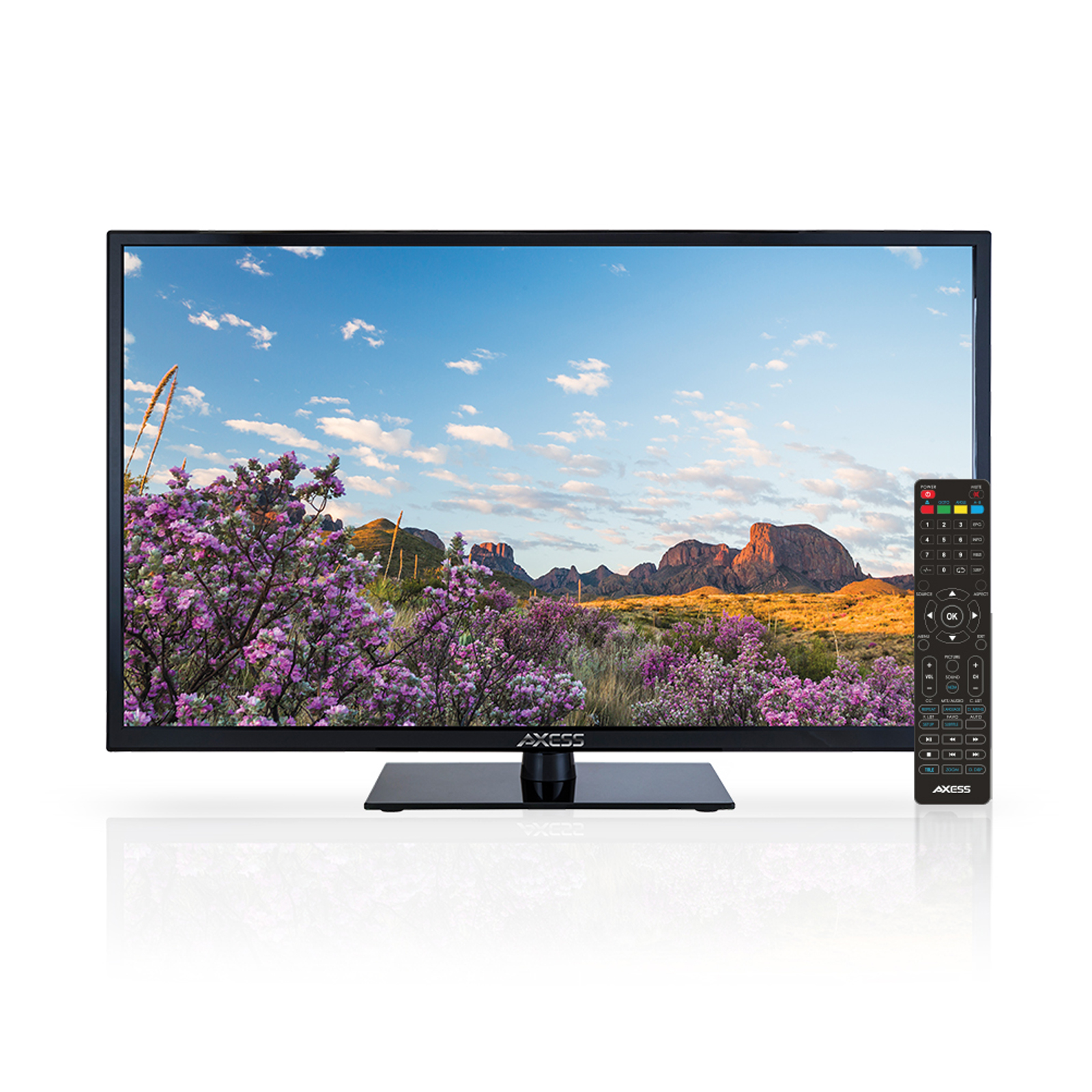 "Axess 40"" Class Widescreen HD LED TV"